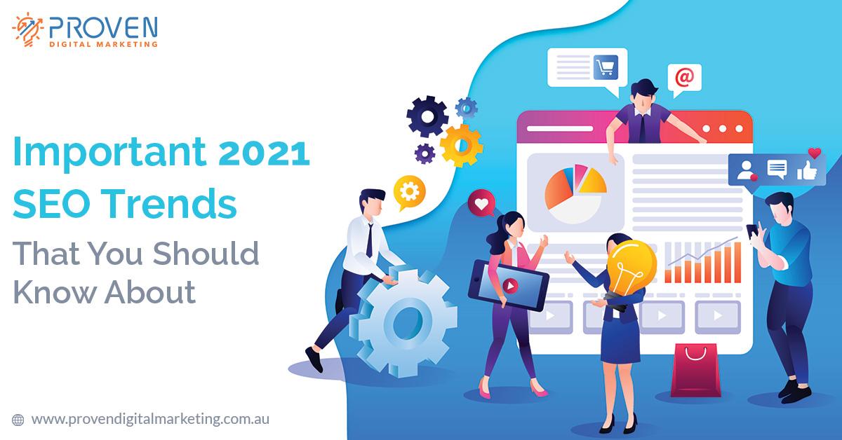 2021 SEO Trend